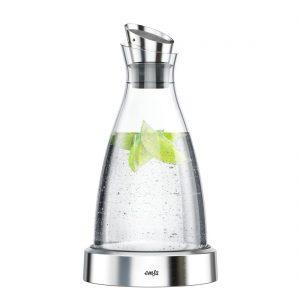 Wasserkaraffen aus Glas sind langlebiger