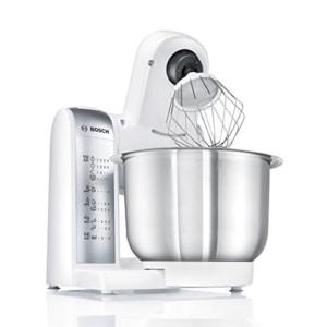 Bosch Küchenmaschine aus Edelstahl