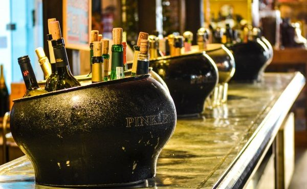 Es gibt verschiedene Modelle von Weinkühlern