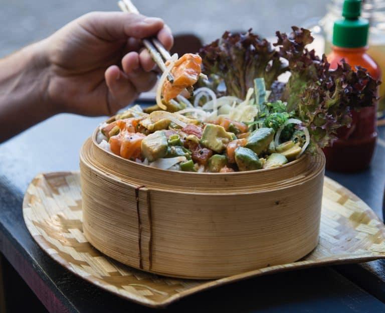 Zubehör Reiskocher gegartes Gemüse