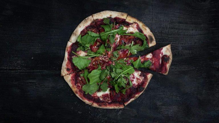 Saladette Pizza