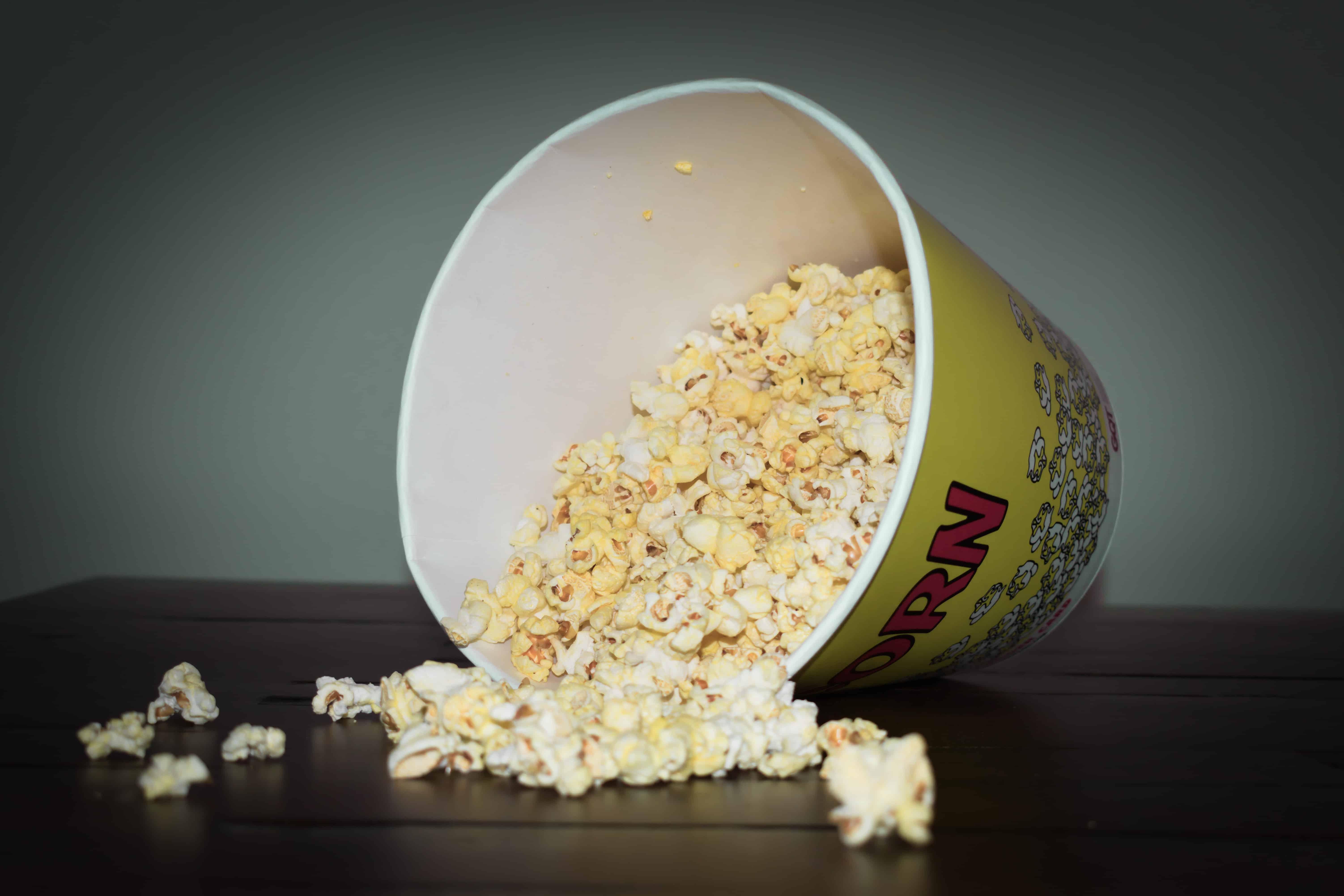 Popcorn: Ungesunde Kalorienbombe oder ein unterschätzter Snack?