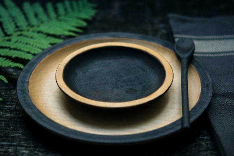 Bambus Geschirr-1