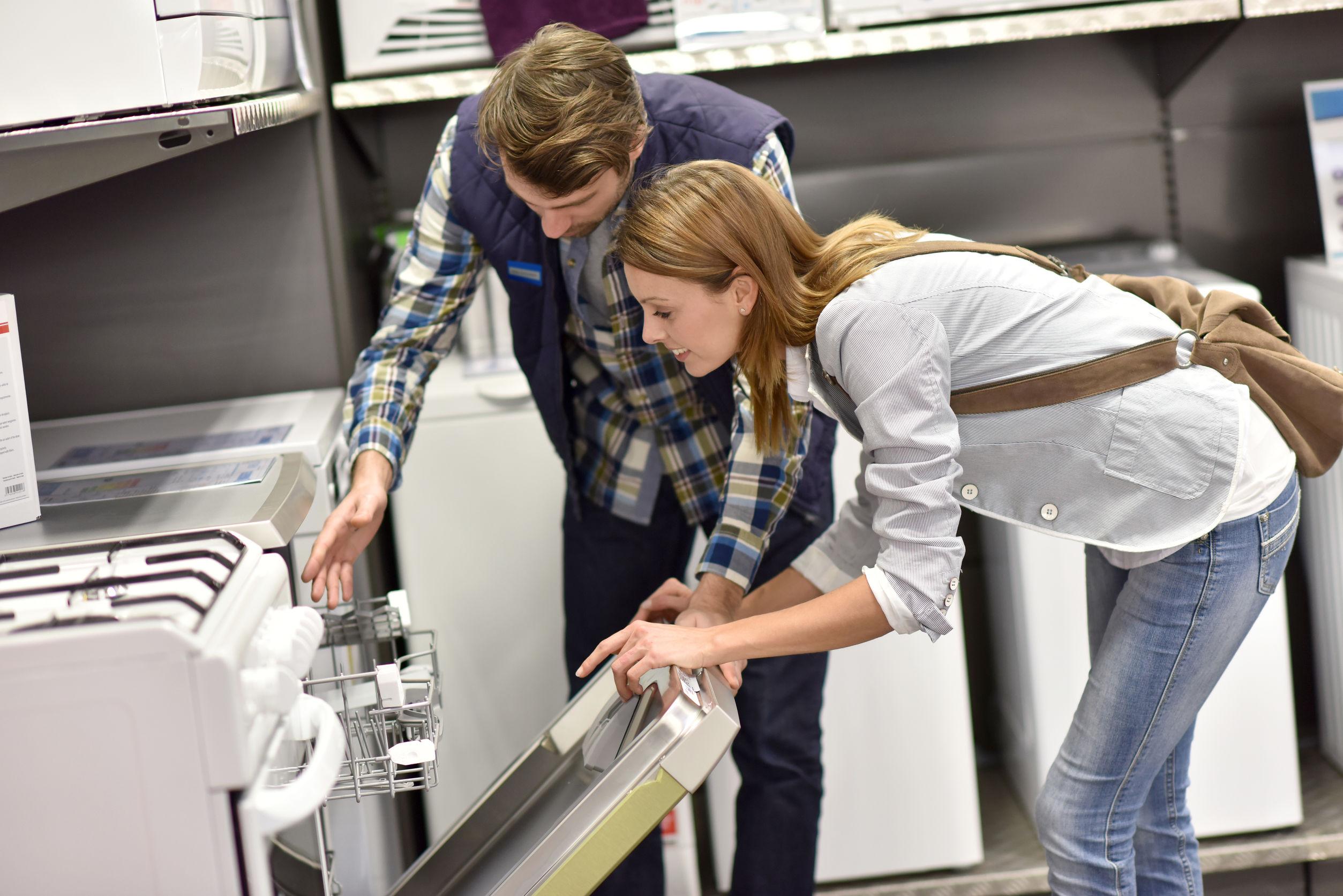 Siemens Geschirrspuelmaschine